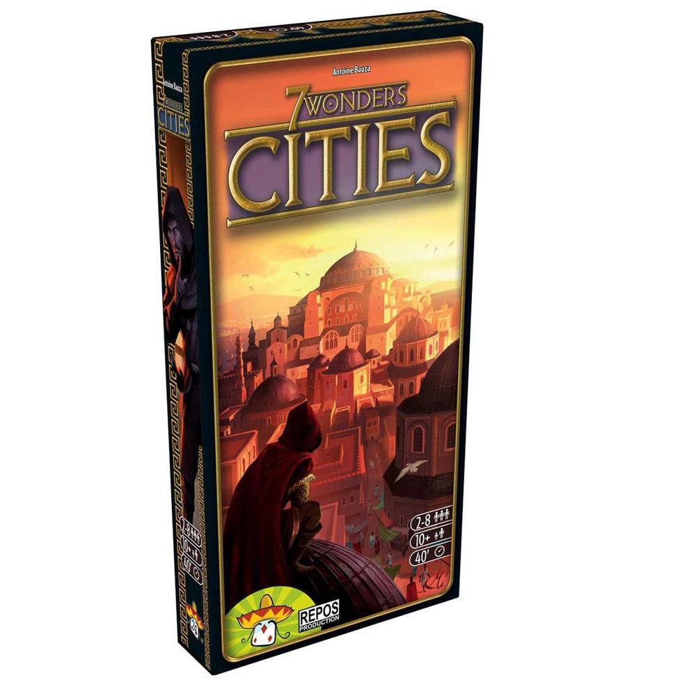 Cuy Games - 7 WONDERS CITIES -