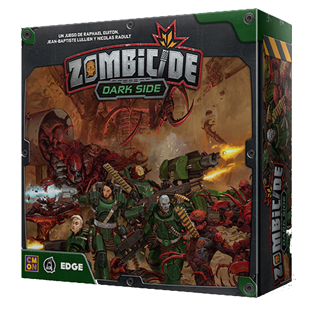 Cuy Games - ZOMBICIDE DARK SIDE -