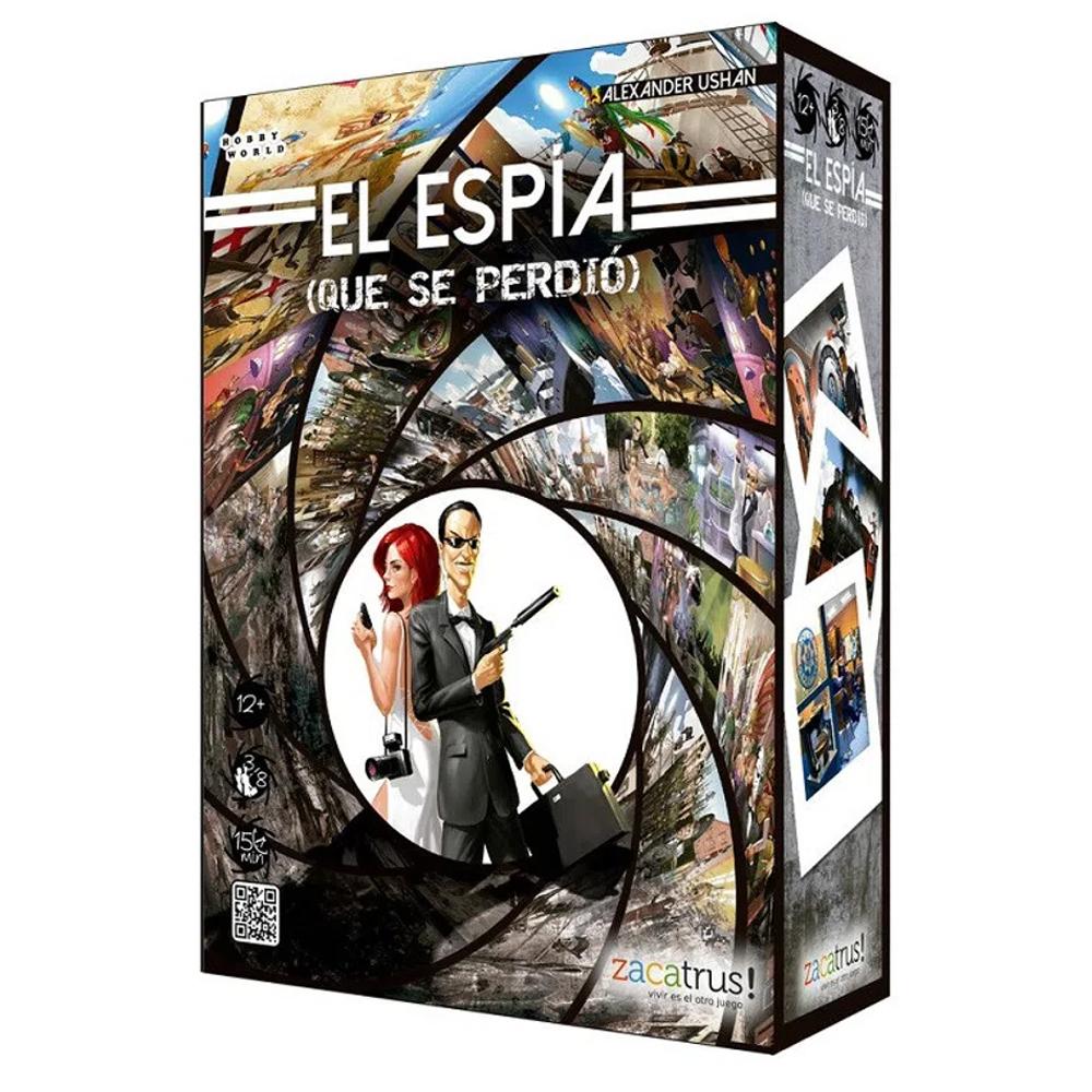 Cuy Games - EL ESPIA QUE SE PERDIO -