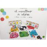 Cuy Games - EL MONSTRUO DE COLORES -