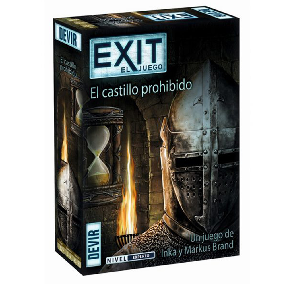 Cuy Games - EXIT EL JUEGO - EL CASTILLO PROHIBIDO -