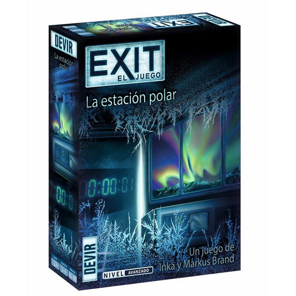 Cuy Games - EXIT EL JUEGO - LA ESTACION POLAR -