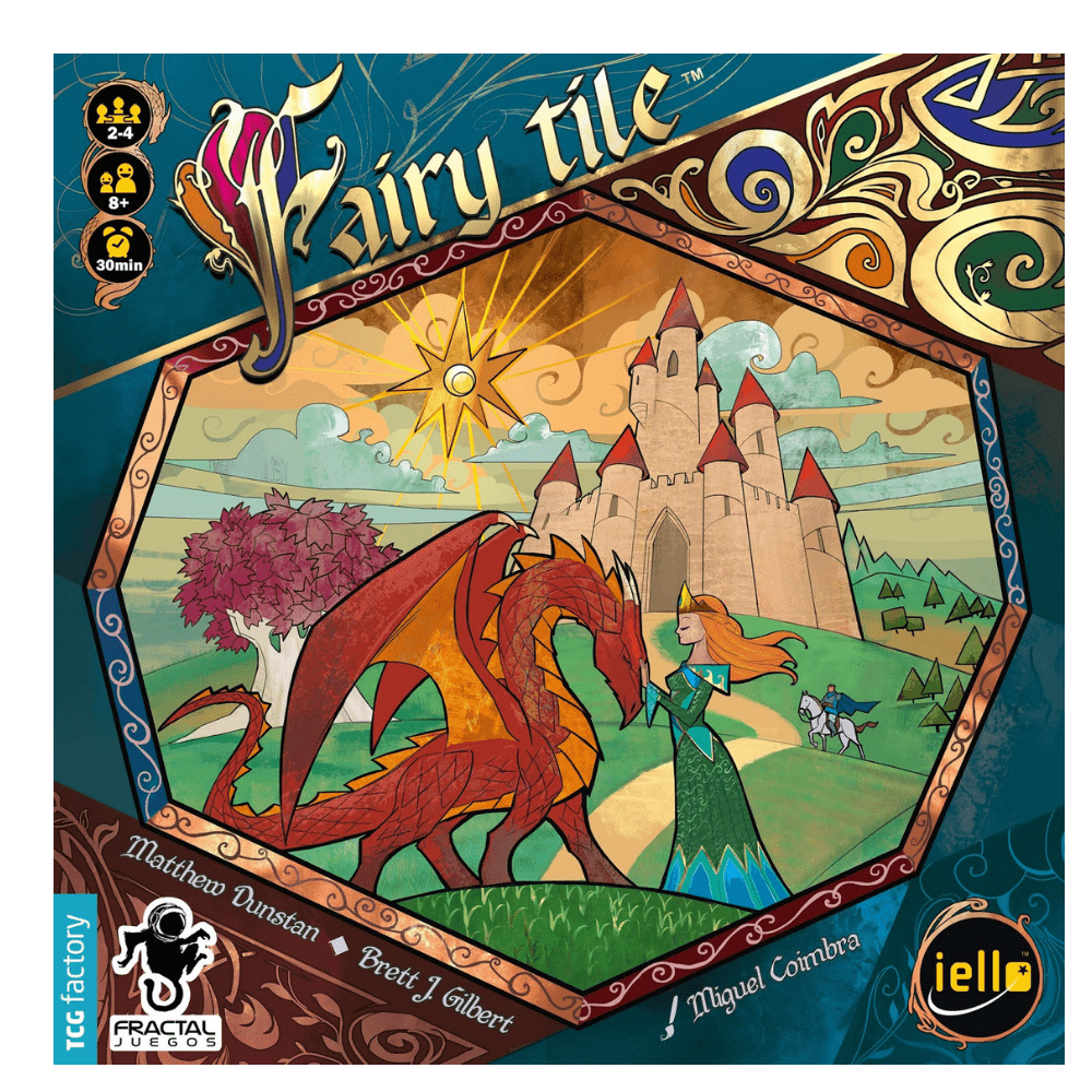 Cuy Games - FAIRY TILE -