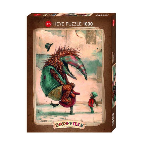 Cuy Games - 1000 PIEZAS - ZOZOVILLE - SPRING TIME -