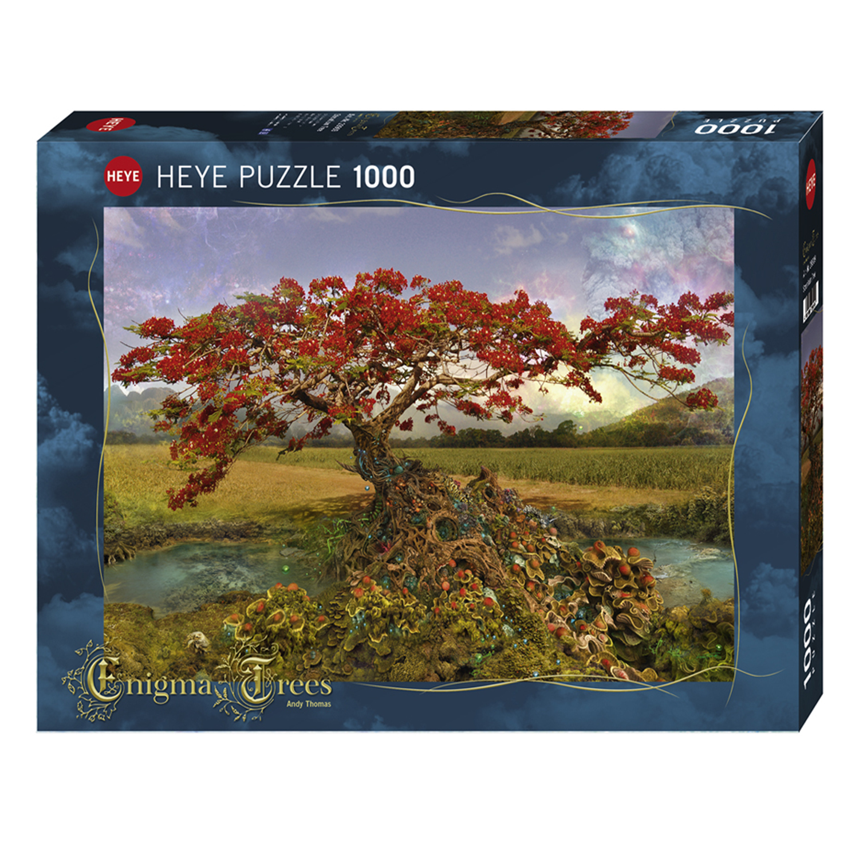 Cuy Games - 1000 PIEZAS - STRONTIUM TREE -