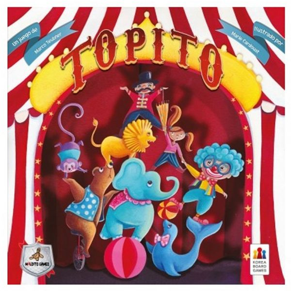 Cuy Games - TOPITO -
