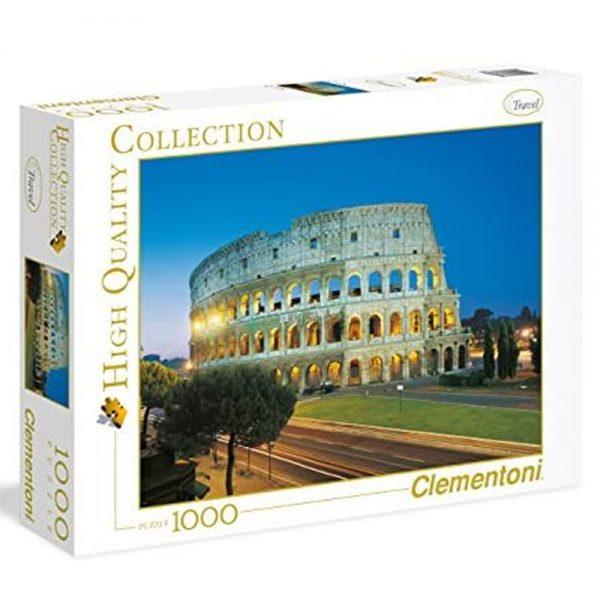 1000 PIEZAS – COLISEO DE ROMA