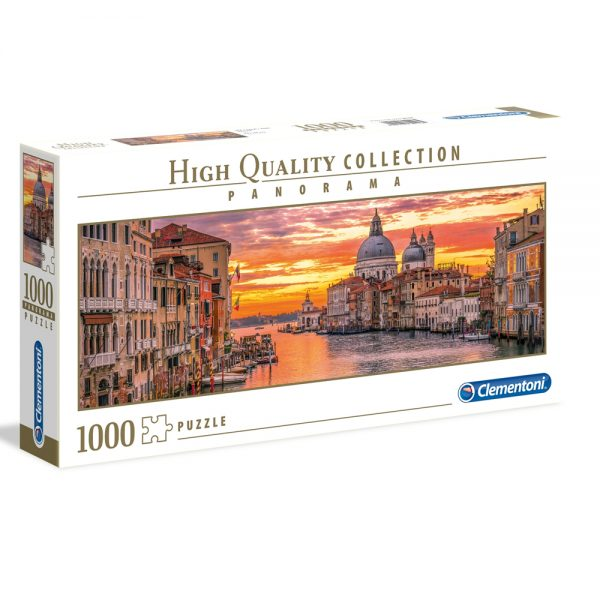 Cuy Games - 1000 PIEZAS - THE GRAND CANAL VENICE PANORAMA -