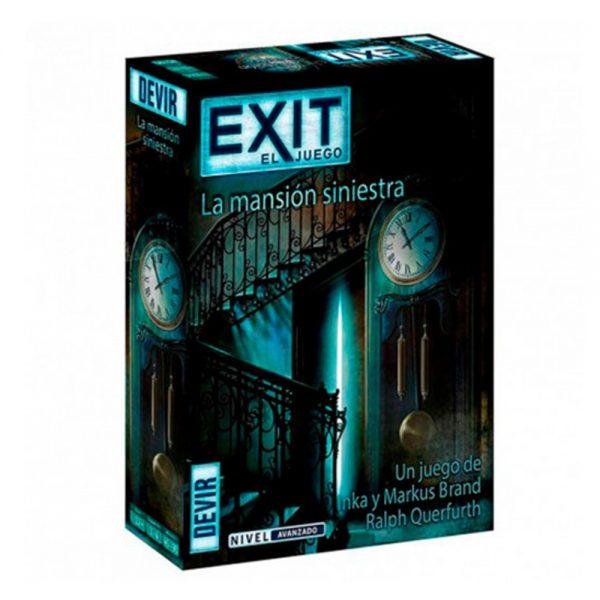 EXIT EL JUEGO – LA MANSION SINIESTRA