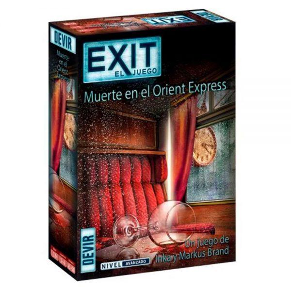 EXIT EL JUEGO – MUERTE EN EL ORIENT EXPRESS