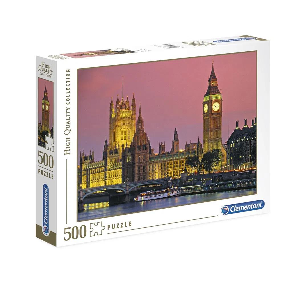 Cuy Games - 500 PIEZAS - LONDON -