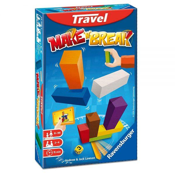 MAKE N BREAK – TRAVEL