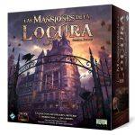Cuy Games - LAS MANSIONES DE LA LOCURA 2DA.EDICION -