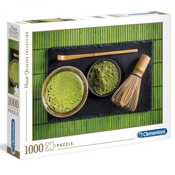 1000 PIEZAS – MATCHA TEA