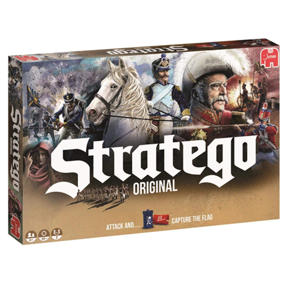 Cuy Games - STRATEGO ORIGINAL -