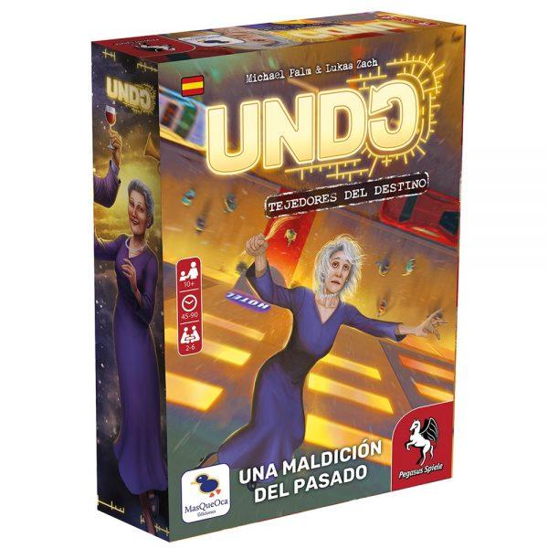 Cuy Games - UNDO: UNA MALDICION DEL PASADO -