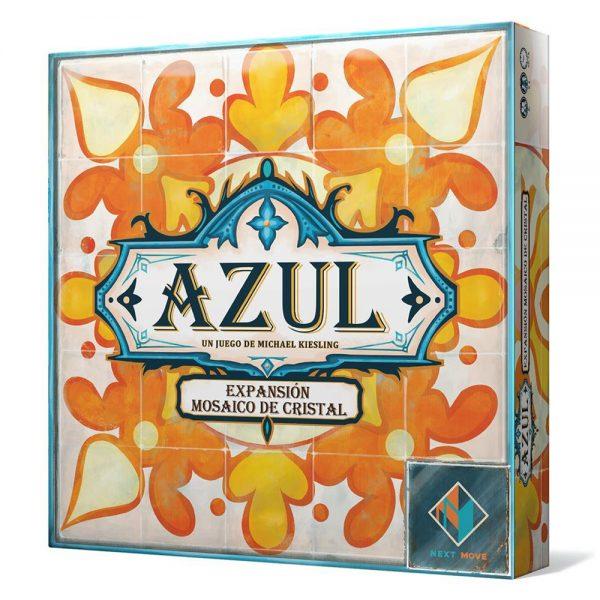AZUL EXPANSION MOSAICO DE CRISTAL