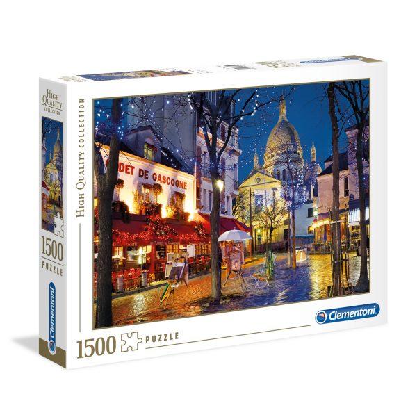 1500 PIEZAS – PARIS, MONTMARTRE