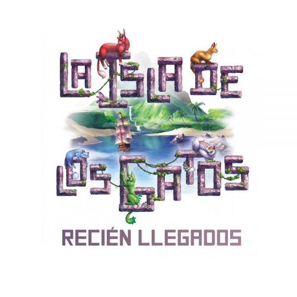 Cuy Games - LA ISLA DE LOS GATOS - EXP. RECIEN LLEGADOS -