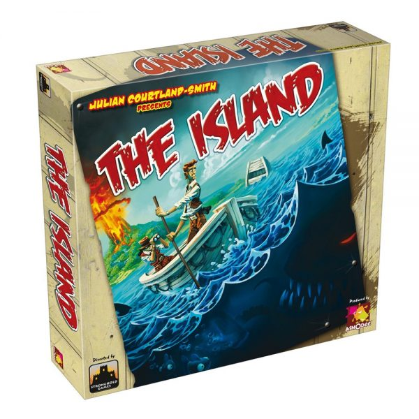 Cuy Games - THE ISLAND -