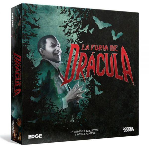 Cuy Games - LA FURIA DE DRACULA -