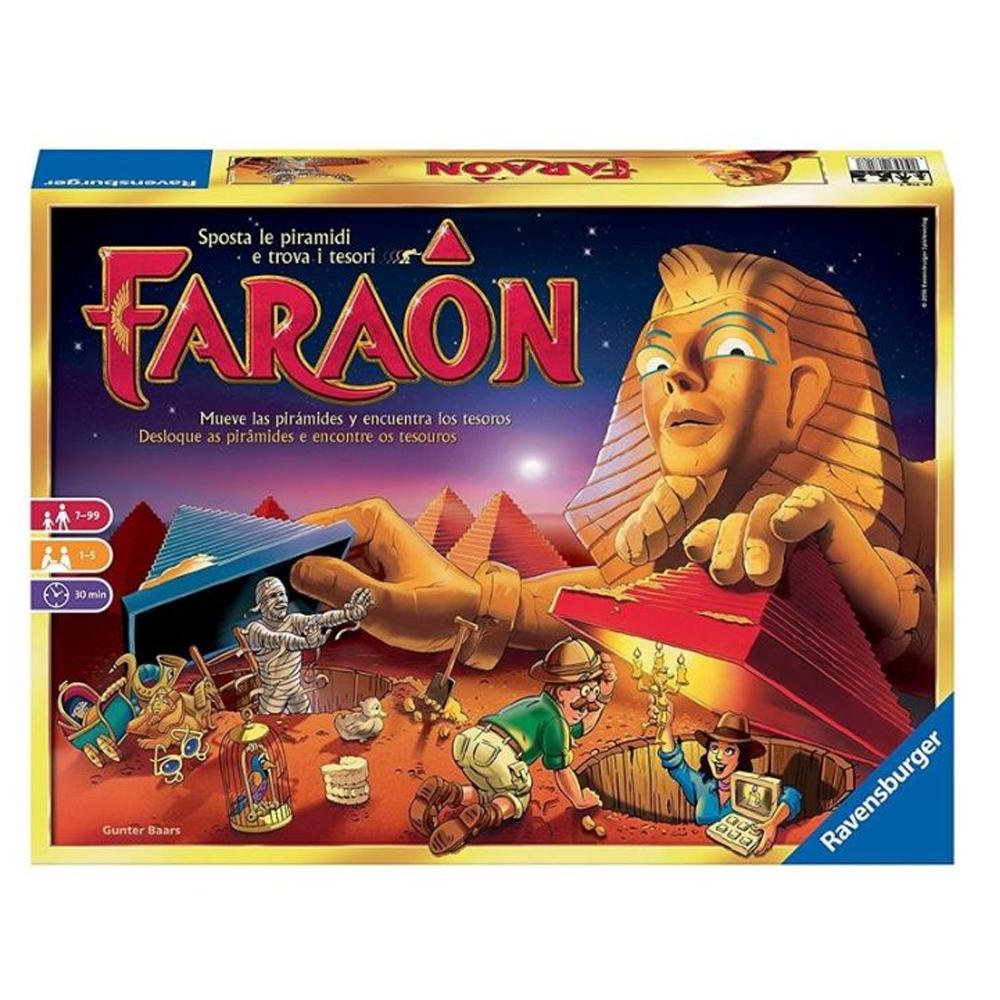 Cuy Games - FARAON CAJA GRANDE -