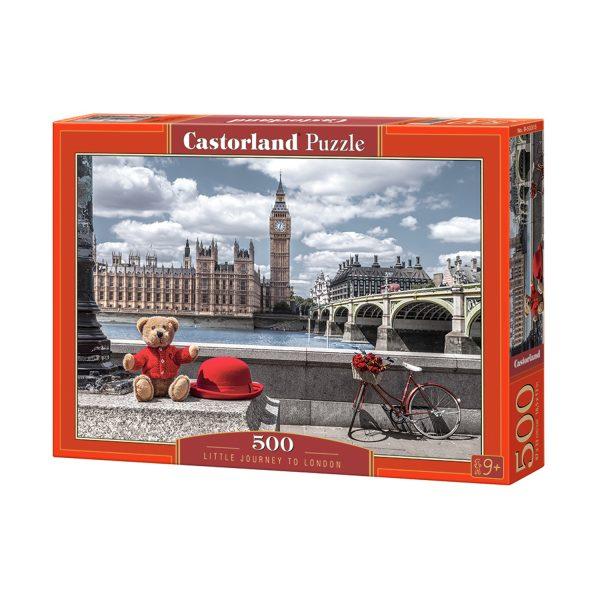 Cuy Games - 500 PIEZAS - LITTLE JOURNEY TO LONDON -