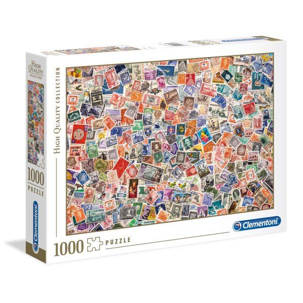 Cuy Games - 1000 PIEZAS - STAMPS -