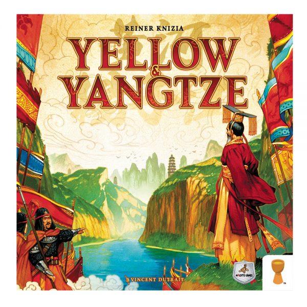 Cuy Games - YELLOW YANGTZE -