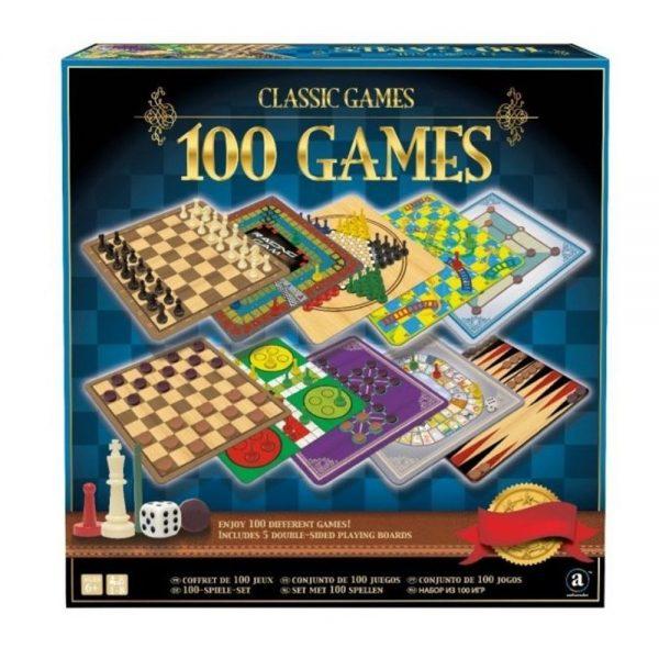 Cuy Games - 100 GAMES -