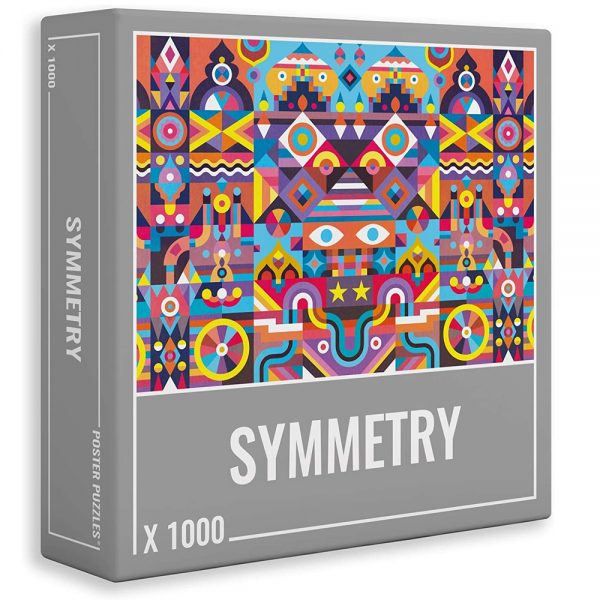 Cuy Games - 1000 PIEZAS - SYMMETRY -