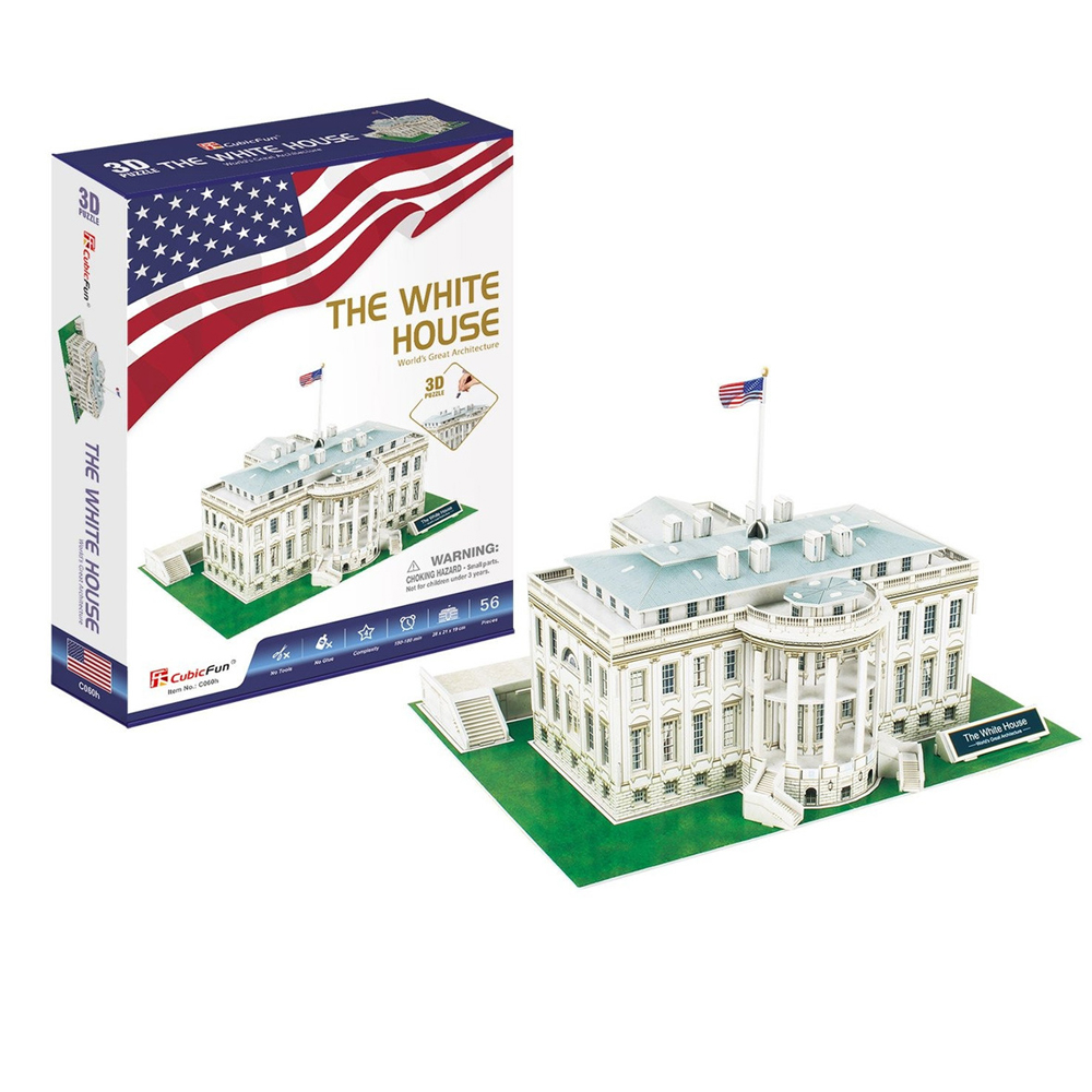 Cuy Games - CF - MED - THE WHITE HOUSE - CASA BLANCA -