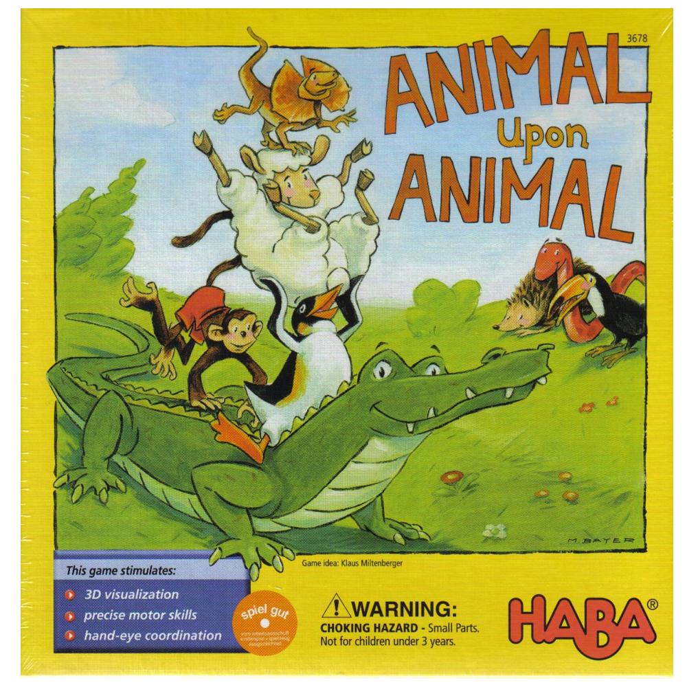 Cuy Games - ANIMAL SOBRE ANIMAL -