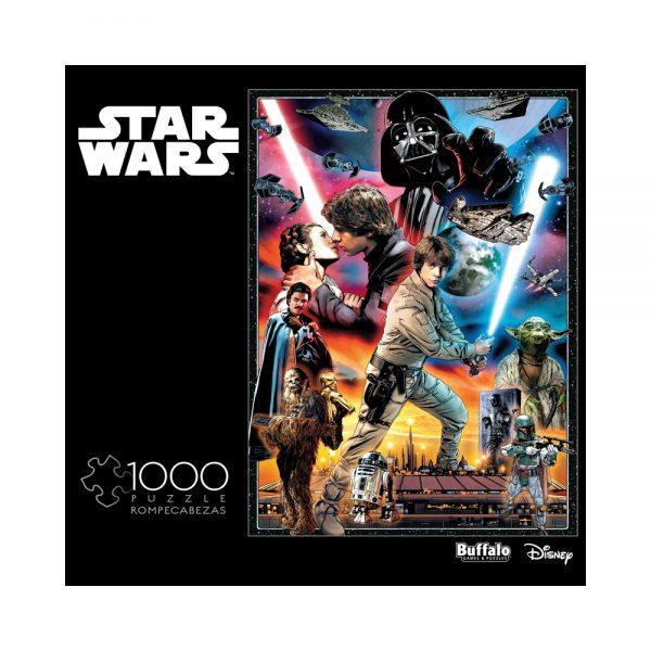 Cuy Games - 1000 PIEZAS - STAR WARS ESPADA -