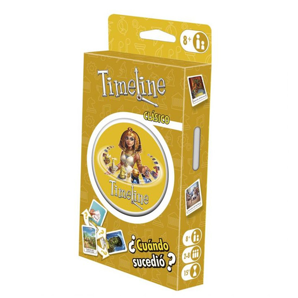 Cuy Games - TIMELINE ECOPACK CLASICO -