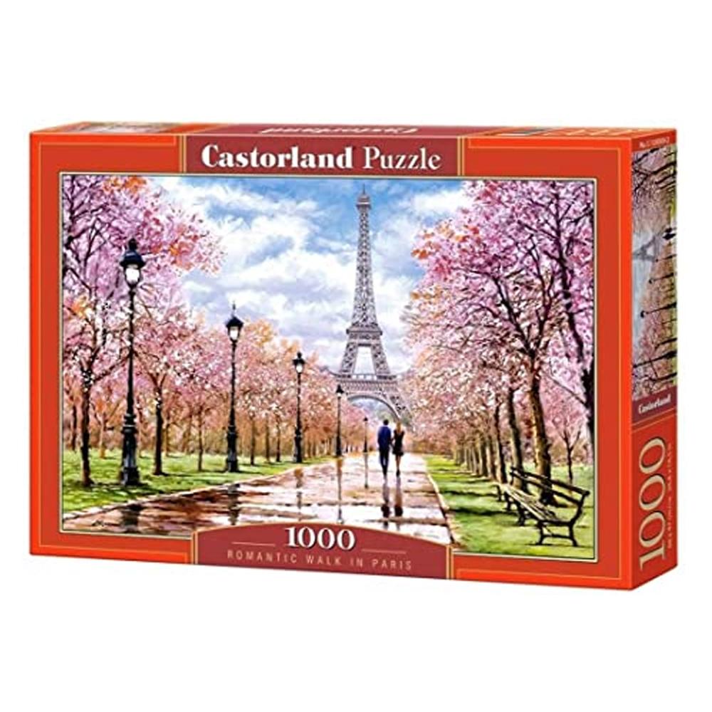 Cuy Games - 1000 PIEZAS - ROMANTIC WALK IN PARIS -