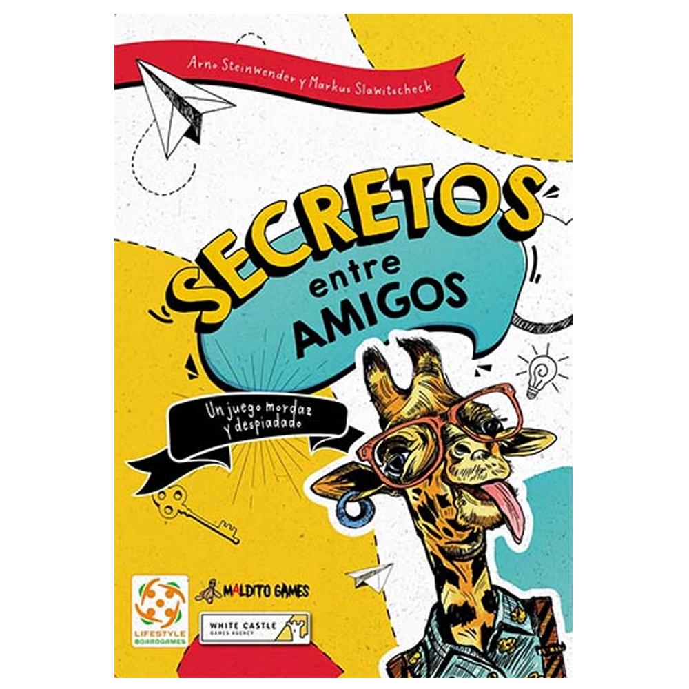 Cuy Games - SECRETOS ENTRE AMIGOS -