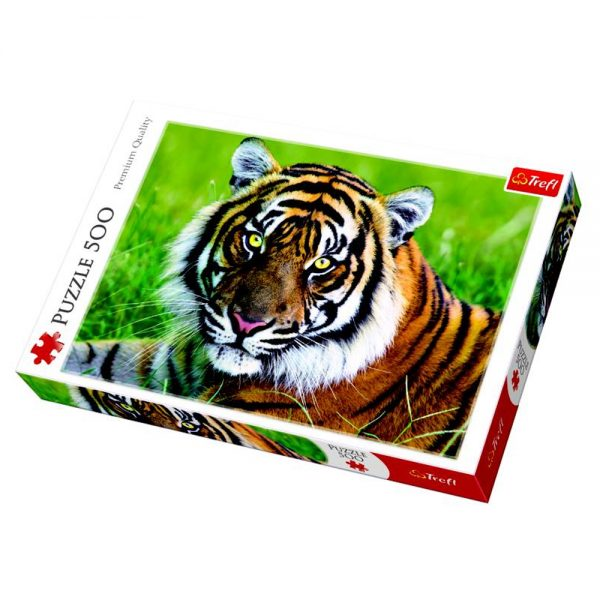 Cuy Games - 500 PIEZAS - TIGRE -