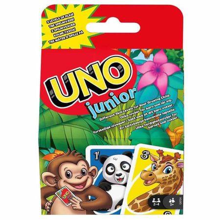 Cuy Games - CARTAS UNO! JUNIOR -