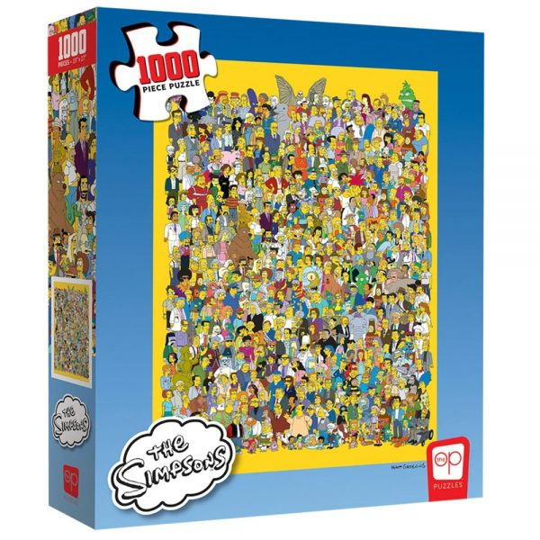 Cuy Games - 1000 PIEZAS - THE SIMPSONS -