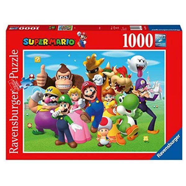 Cuy Games - 1000 PIEZAS - SUPER MARIO -