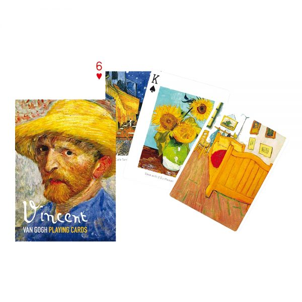 Cuy Games - CASINO VICENT VAN GOGH -