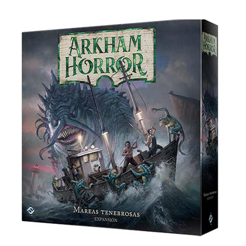 Cuy Games - ARKHAM HORROR 3RA: MAREAS TENEBROSAS -