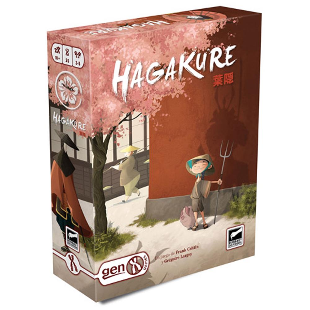 Cuy Games - HAGAKURE -