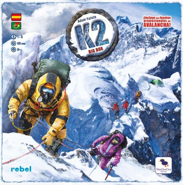 Cuy Games - K2 BIG BOX -