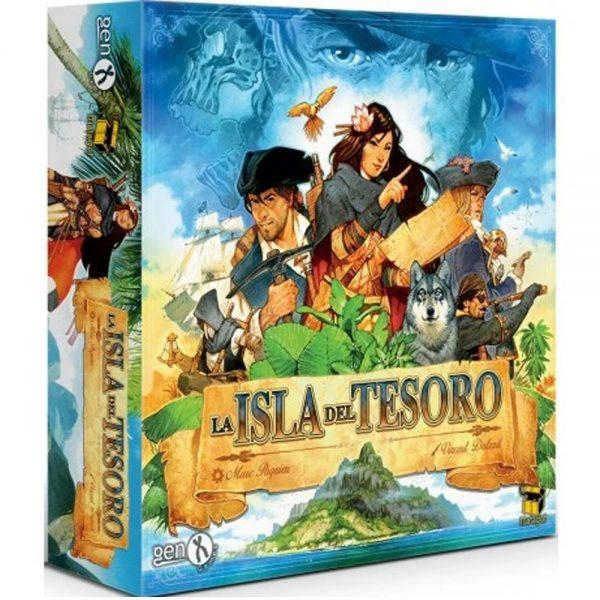 Cuy Games - LA ISLA DEL TESORO -