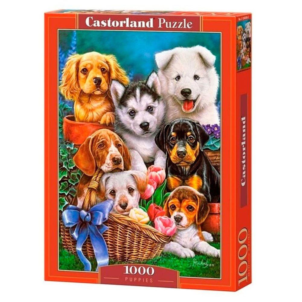 Cuy Games - 1000 PIEZAS - PUPPIES -