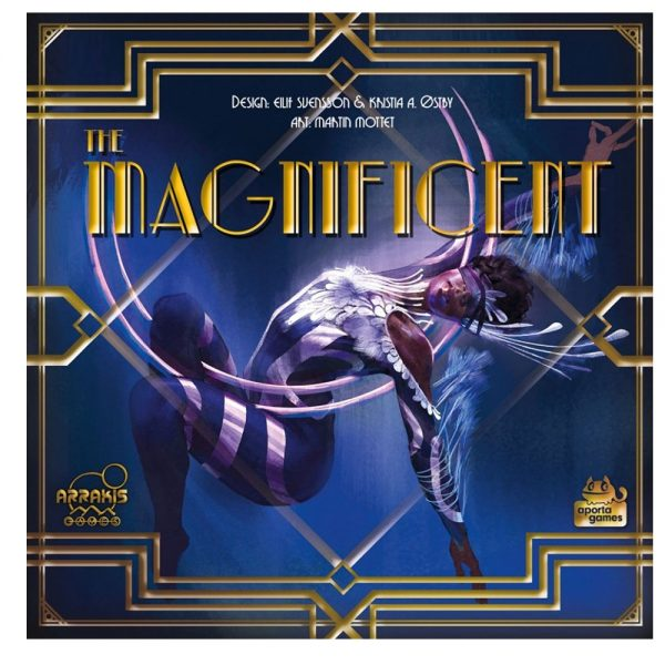 Cuy Games - THE MAGNIFICIENT -