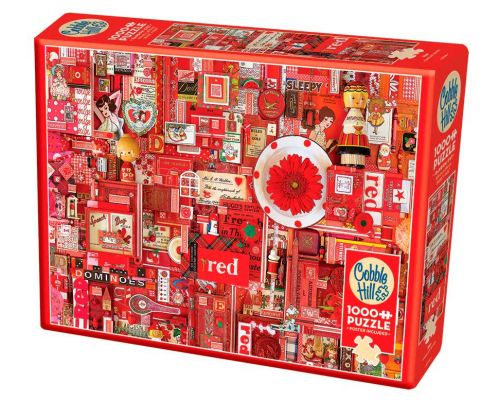 Cuy Games - 1000 PIEZAS - RED -