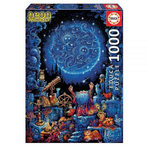 1000 PIEZAS – EL ASTROLOGO NEON